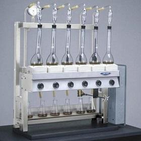 Determinación de nitrógeno KJELDAHL