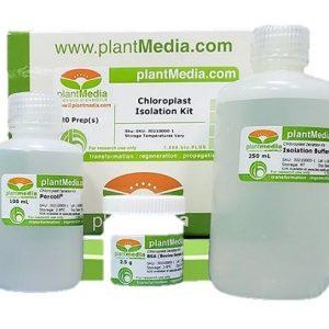 Kit de aislamiento de cloroplasto