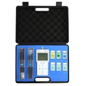 Medidores de pH y conductividad de serie 400