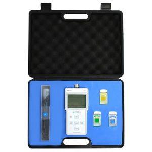 Medidor portátil de pH / Temperatura PH400