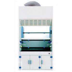 Cabina de extracción en polipropileno
