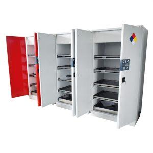 Gabinete de almacenamiento de reactivos
